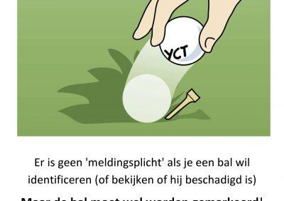10. Identificeren van je bal
